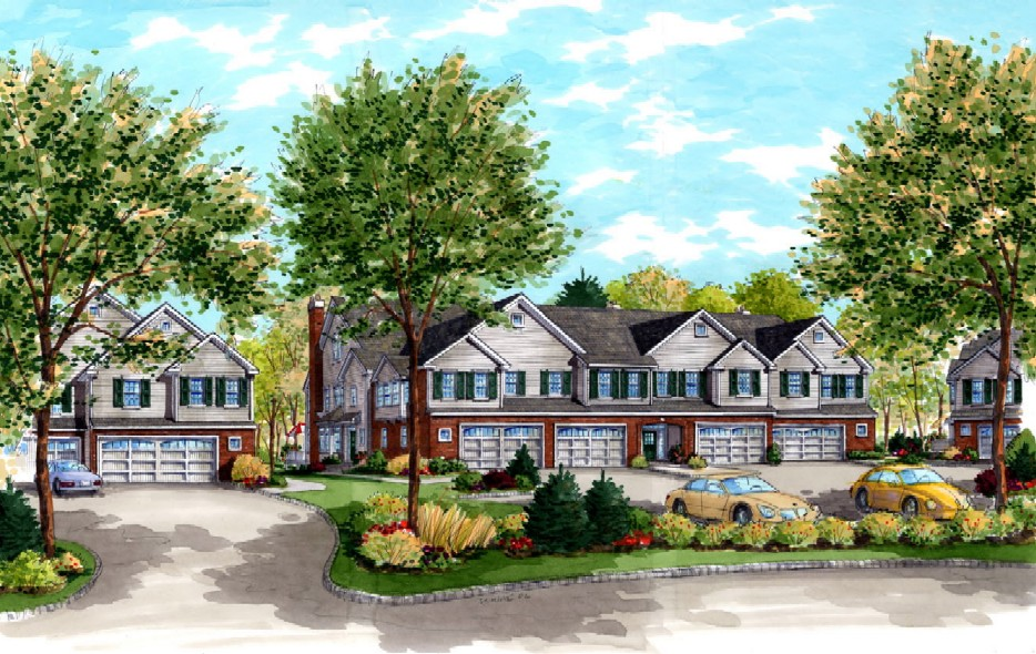 spring house lane townhomes