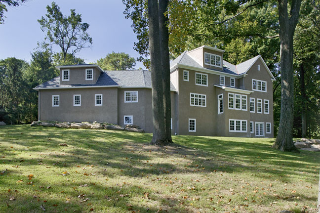 villanova estate -rear